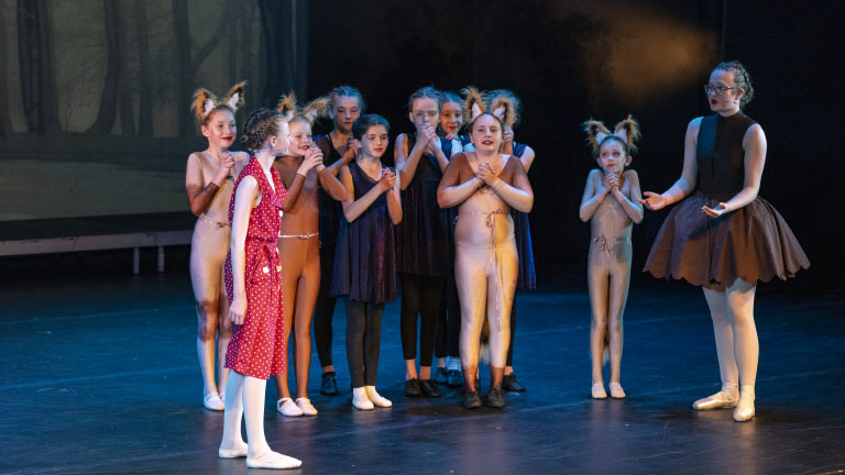 New -Musical Theatre (5yrs+)