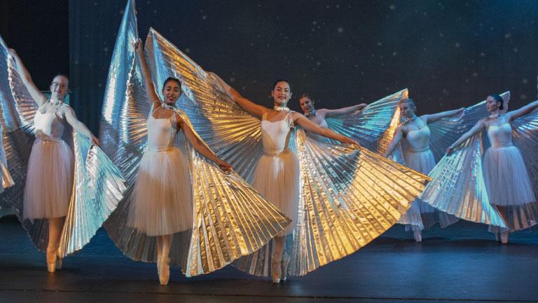 Senior Ballet – Non-Syllabus & Pointe