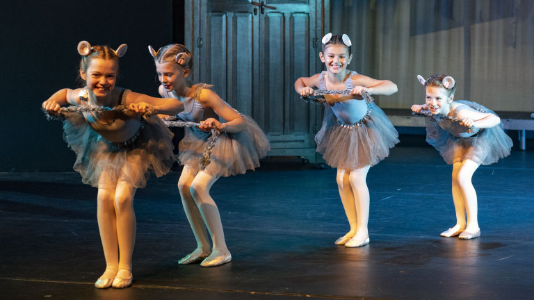 Grade I Ballet