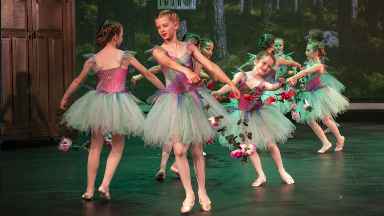 RAD Grade II Ballet