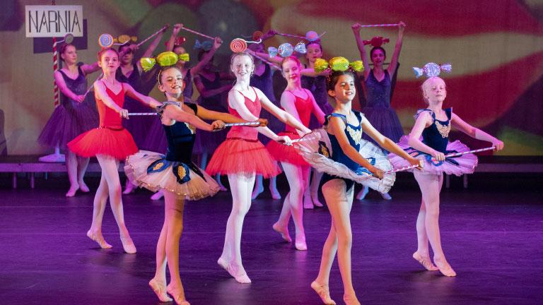 Grade IV Ballet