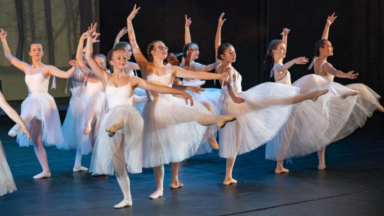 Grade V Ballet