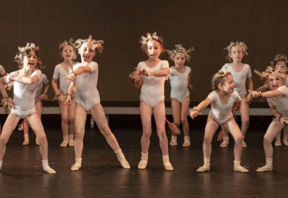 Pre -Junior Musical Theatre, Drama & Jazz (4-7yrs)